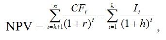 Формула оценки ЧПД