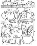 Сколько мышей на картинке — головоломка с ответом