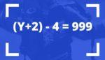 Уравнения с ответом
