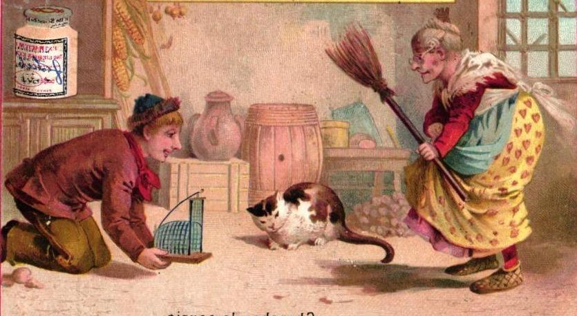 Где мышь на картинке? Нужно помочь ее найти