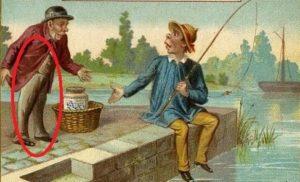 Где рыба на картинке - ответ