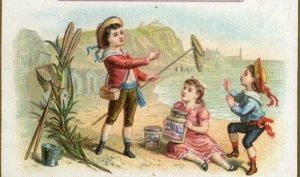 Где рыбка на картинке?